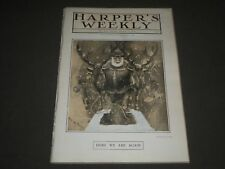 1902 DECEMBER 6 HARPER'S WEEKLY MAGAZINE - COVER BY W. A. ROGERS - H 932