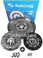 SACHS DMF DUAL MASS FLYWHEEL AND CLUTCH KIT FOR AUDI A3 105 1.9TDI TDI