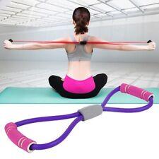 Resistance Band Gym Yoga Exercise Training Elastic Band Fitness Workout