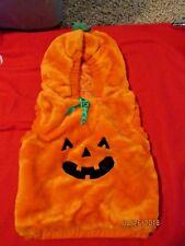 Toddler Plush Pumpkin Halloween Costume Size 2-4