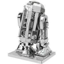 Metal Earth Fascinations: Star Wars R2D2 Model Kit Figure/Figurine / 3D Model