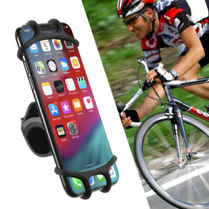 Motorcycle MTB Bicycle Bike Handlebar Holder Mount For iPhone Cell Phone GPS