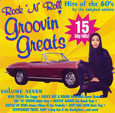 Groovin' Greats - Hits of the 60's - Various Artists   ** BRAND NEW CD **