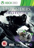 Darksiders Collection Xbox 360 - BRAND NEW SEALED - 1st Class Delivery