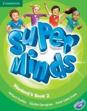 Super Minds Level 2 Student's Book with DVD-ROM by Herbert Puchta (2012,...