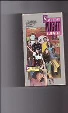 SATURDAY NIGHT LIVE hosted by LILY TOMLIN VHS  MINT!