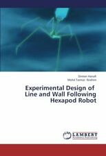 Experimental Design of Line and Wall Following Hexapod Robot.by Dirman New.#