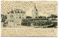 CPA - Carte Postale - France - Chenonceaux - Vue d'Ensemble - 1902 (SV6214)