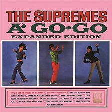 Supremes A Go Go Expanded Edition 2 CD SET NEW