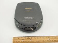 Panasonic MASH SL-S161C Portable CD Player Tested Works Great FAST SHIPPING