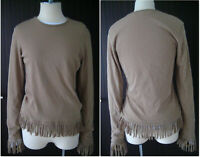 AD2013 Junya Watanabe Comme Des Garcons Fringe Long Sleeve Tops