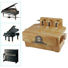 25Piano Pedal Extender Adjustable Height Piano Foot Pedal Extender +3 Pedals