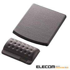 ELECOM GRAY mouse pad COMFY & Wrist Rest gray MP-114GY JAPAN