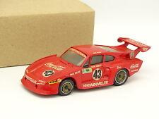 Record Kit Monté Résine 1/43 - Porsche 935 Le Mans 1981 Coca Cola N°43
