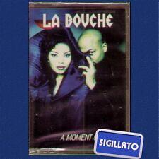 """LA BOUCHE """" A MOMENT OF LOVE """" MUSICASSETTA SIGILLATA (ITALY)"""