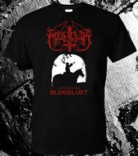 Marduk Demongoat Shirt S M L XL Tshirt Black Metal Tshirt Official T-Shirt