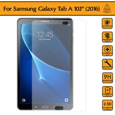 Samsung Galaxy Tab A 10.1 Gorilla Tech Tempered Glass Screen Protector Twin Pack