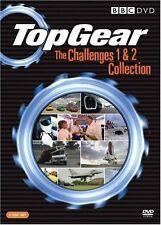 TOP GEAR THE CHALLENGES 1 & 2 - STIG -Jeremy Clarkson James May Richard Hammond