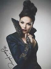 """Once Upon a Time Lana Parrilla """"Regina Mills/Evil Queen"""" SIGNED RP 8x10 WOW!!!"""