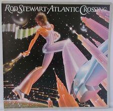 ROD STEWART - ATLANTIC CROSSING. 1975 UK ISSUE K56151