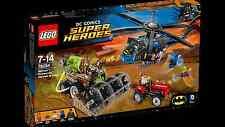 LEGO 76054 Batman™: il raccolto della paura di Scarecrow™  SUPER HEROES 7-14anni