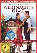 Die schönsten Weihnachtsfilme (3 Filme zu Weihnachten ) [FSK6] (DVD) NEU+OVP