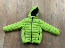 Molo Hackett wärmende Winterjacke Retrostyle Jungen Mädchen Gr. 128 Ski Jacke