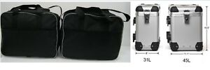 PANNIER INNER LINER BAGS LUGGAGE BAGSTO FIT TOURATECH ZEGA PRO CASES 31/45 LTR