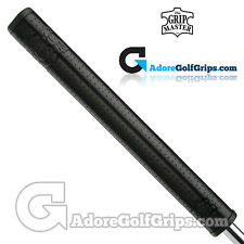 The Grip Master - Signature 2.0 / FL27 - Leather Midsize Putter Grip - Black