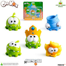 PROSTO Toys Cut the Rope 201404 Collection Figure, Set (5 pc), Cartoon Character
