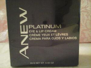 AVON Anew Platinum Eye & Lip Cream