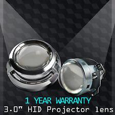 3.0Inch Bright Mini HID Bi-xenon Projector lens Kit HID Headlight With Shroud