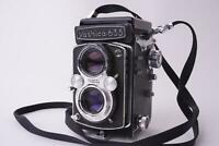Yashica 635 TLR film camera with Yashikor 80mm 1:3.5