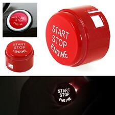 Engine Start Stop Push Button Switch Cover For BMW 5/6/7 Series F01 F02 F10 F11