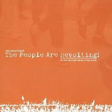 JIM HIGHTOWER The People Are Revolting: Very Best Sense of The Word CD SEALED
