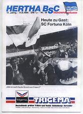II. BL 93/94 Hertha BSC - SC Fortuna Köln, 11.06.1994
