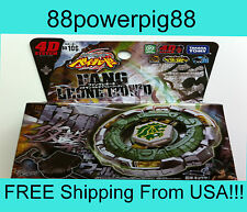 Takara Tomy Beyblade BB106 Fang Leone 130W2D 4D System US Seller