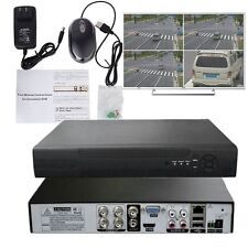 4CH 960H H.264 DVR 4 Channel Digital Video Recorder 1080P Security Camera EW