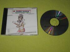 SZEKI KURVA Music For Joyriders 1997 CD Album Electronic Leftfield MINT