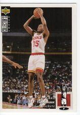 figurina CARD BASKET NBA 1993/94 NEW numero 245 TIM BREAUX