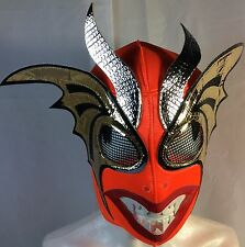 EL ALEBRIJE WRESTLING-LUCHADOR MASK!! AWESOME! VERY RARE! AWESOME!! HANDMADE!!