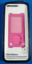 NEW Incase Slim Sleeve Pink iPod Nano 5th Generation CL56236