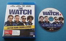 THE WATCH BLU-RAY DISC MOVIE - CLEAN & WORKING - PERSONNEL COLLECTION