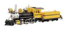 "O-Gauge - Bachmann - Bumble Bee ""On30"" 2-6-0 Steam Locomotive & Tende"
