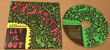 Ed Sheeran - Let It Out UK Promo Cd Single Ultra Rare In Card Sleeve X + Divide