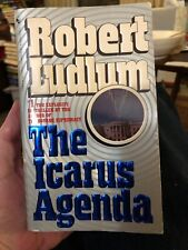 The Icarus Agenda by Robert Ludlum (1989, Paperback)