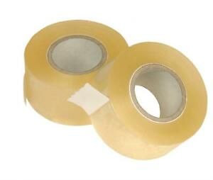 CLEAR STRONG PARCEL PACKING TAPE CARTOON SEALING 48MM X 150M CELLOTAPE PACKAGING