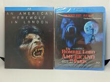 An American Werewolf In Paris Region-Free + London (U.S Blu-ray+Slip Cover)