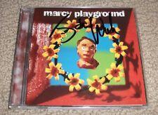 JOHN WOZNIAK SIGNED MARCY PLAYGROUND - SELF TITLED CD! AUTOGRAPHED 1ST ALBUM