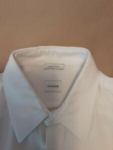 JILL SANDER MEN TAYLOR MADE DRESS SHIRT SZ 40